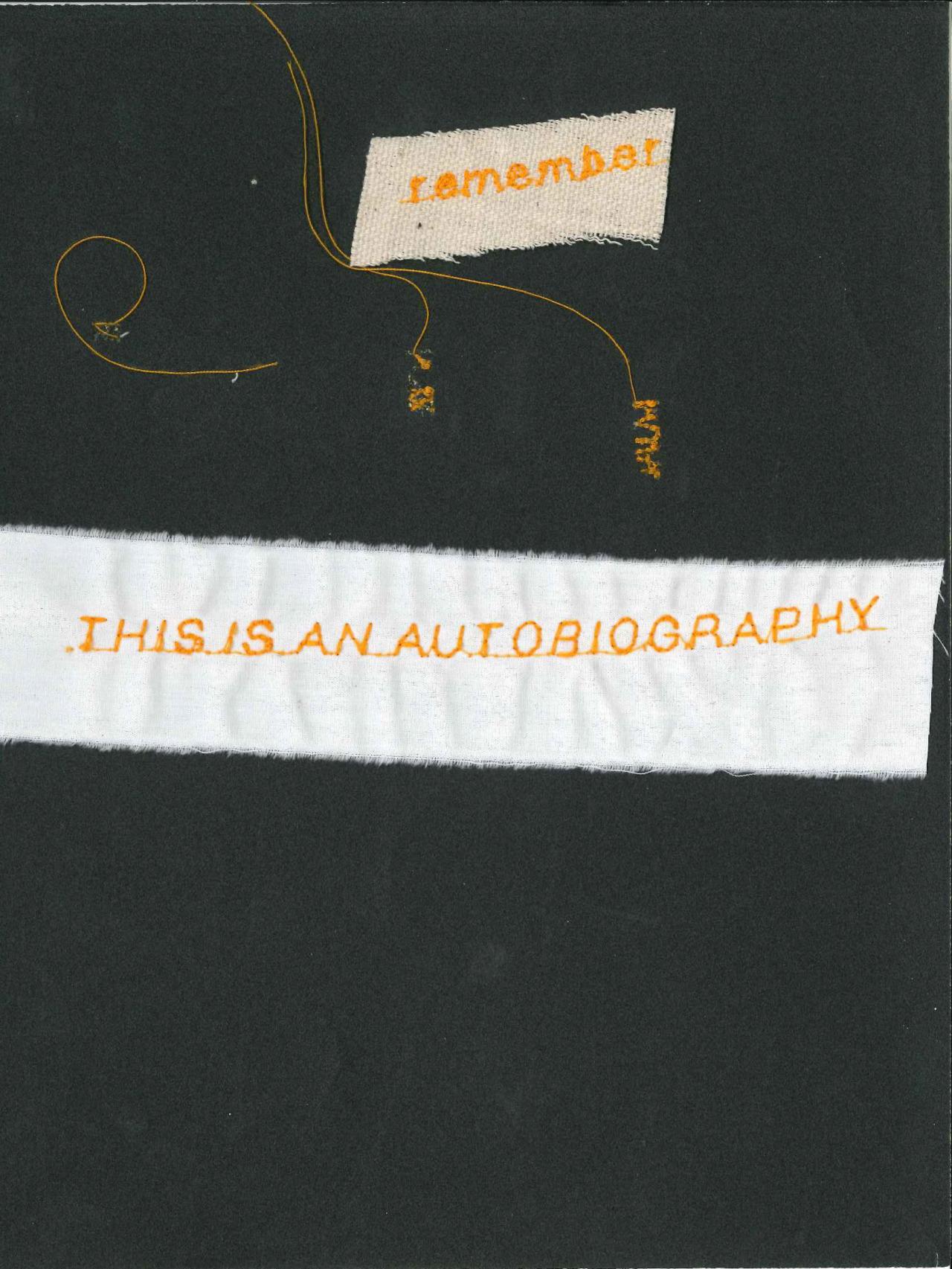 Autobiography by Rabha Ashry