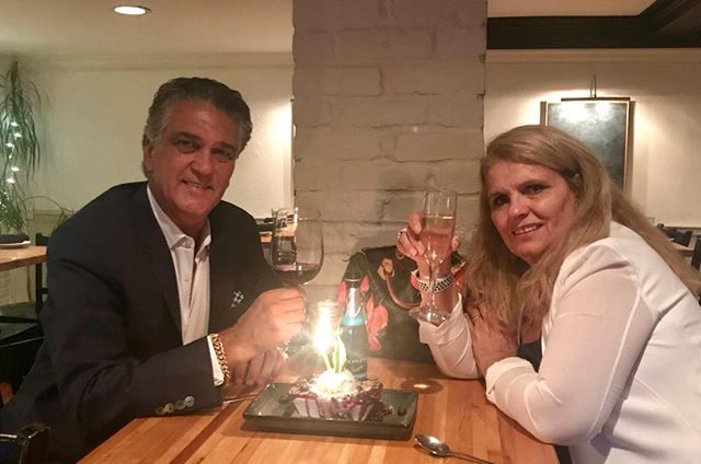 Celebrating my Birthday today with my lovely wife. Time flys!