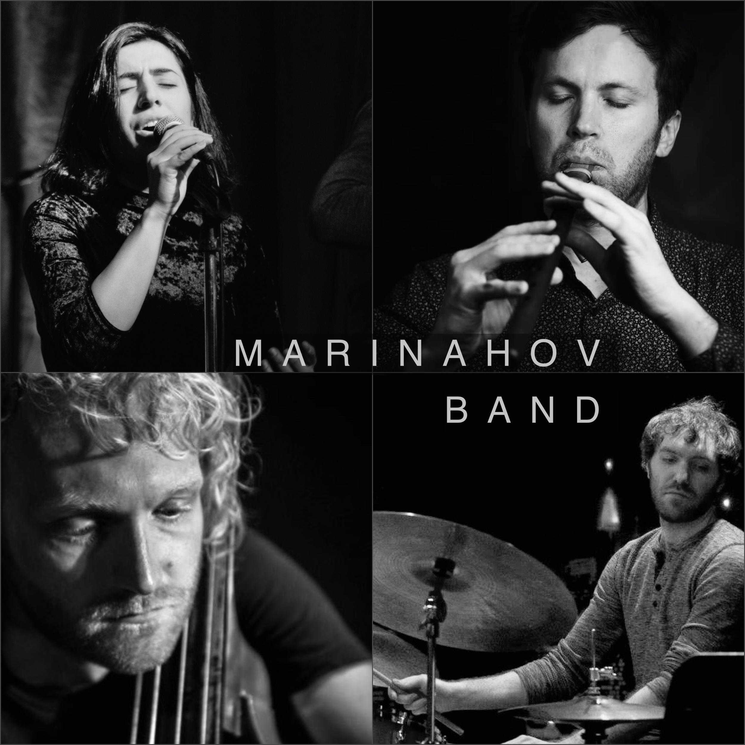 Courtesy of MarinaHov Band