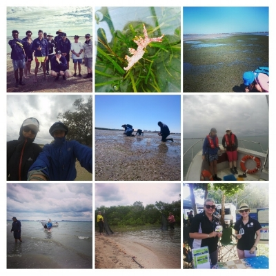 Some of the great memories and friends made in Gladstone