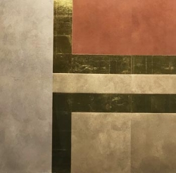 Untitled, Patrick Scott (detail)