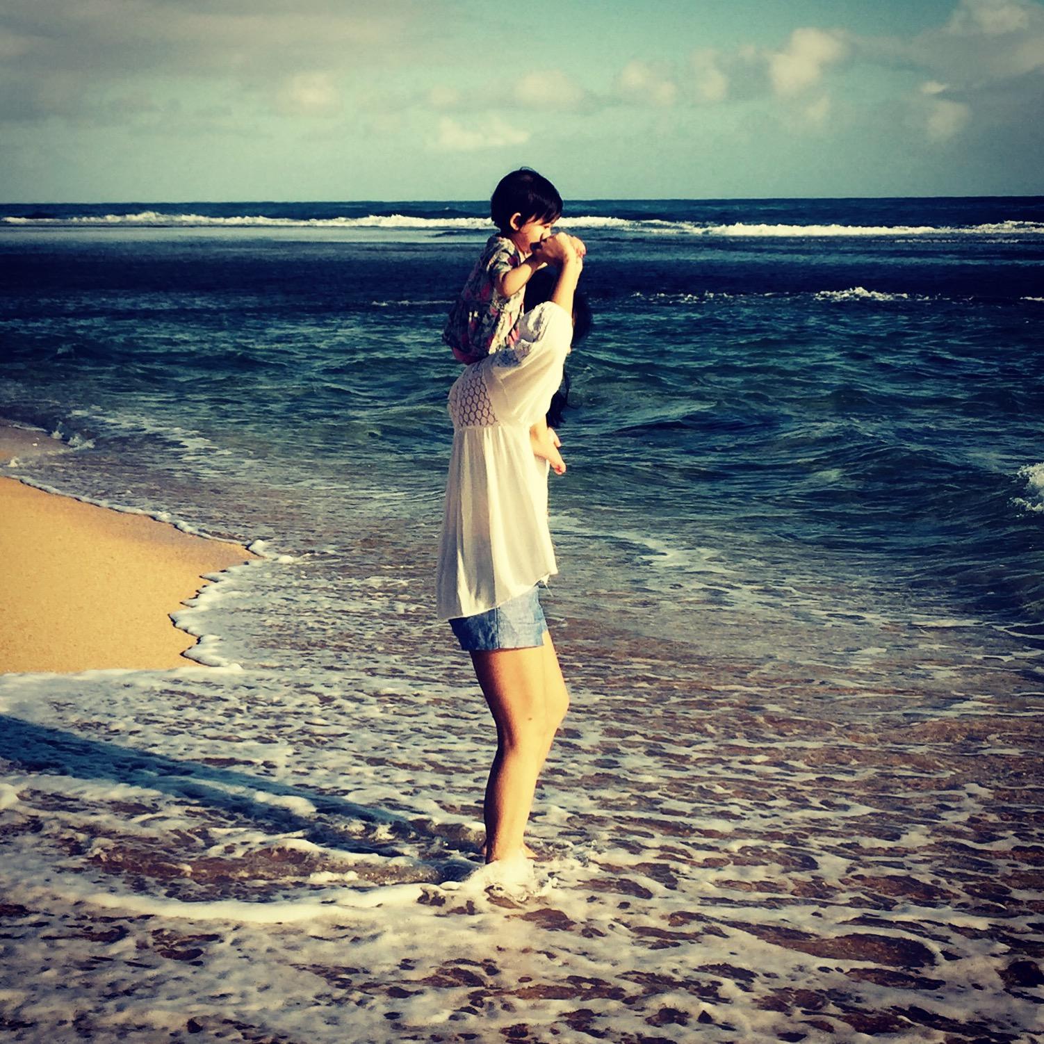 VEGASMAMA & me beachtime.
