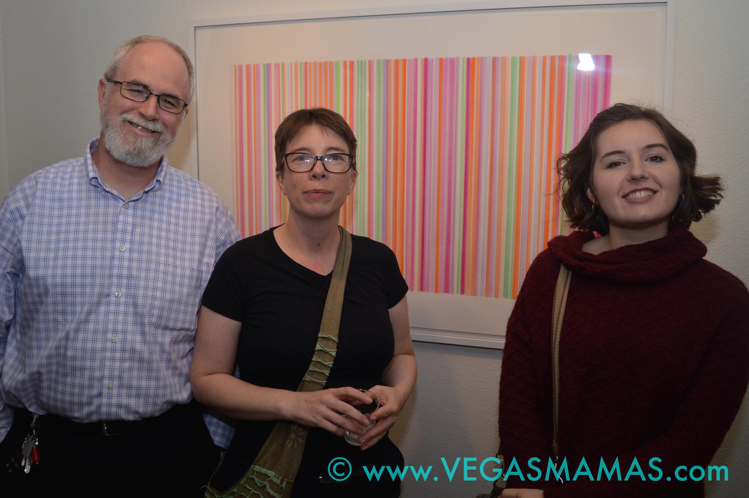 Art Patron with Deanne Sole and LeiAnn Huddleston