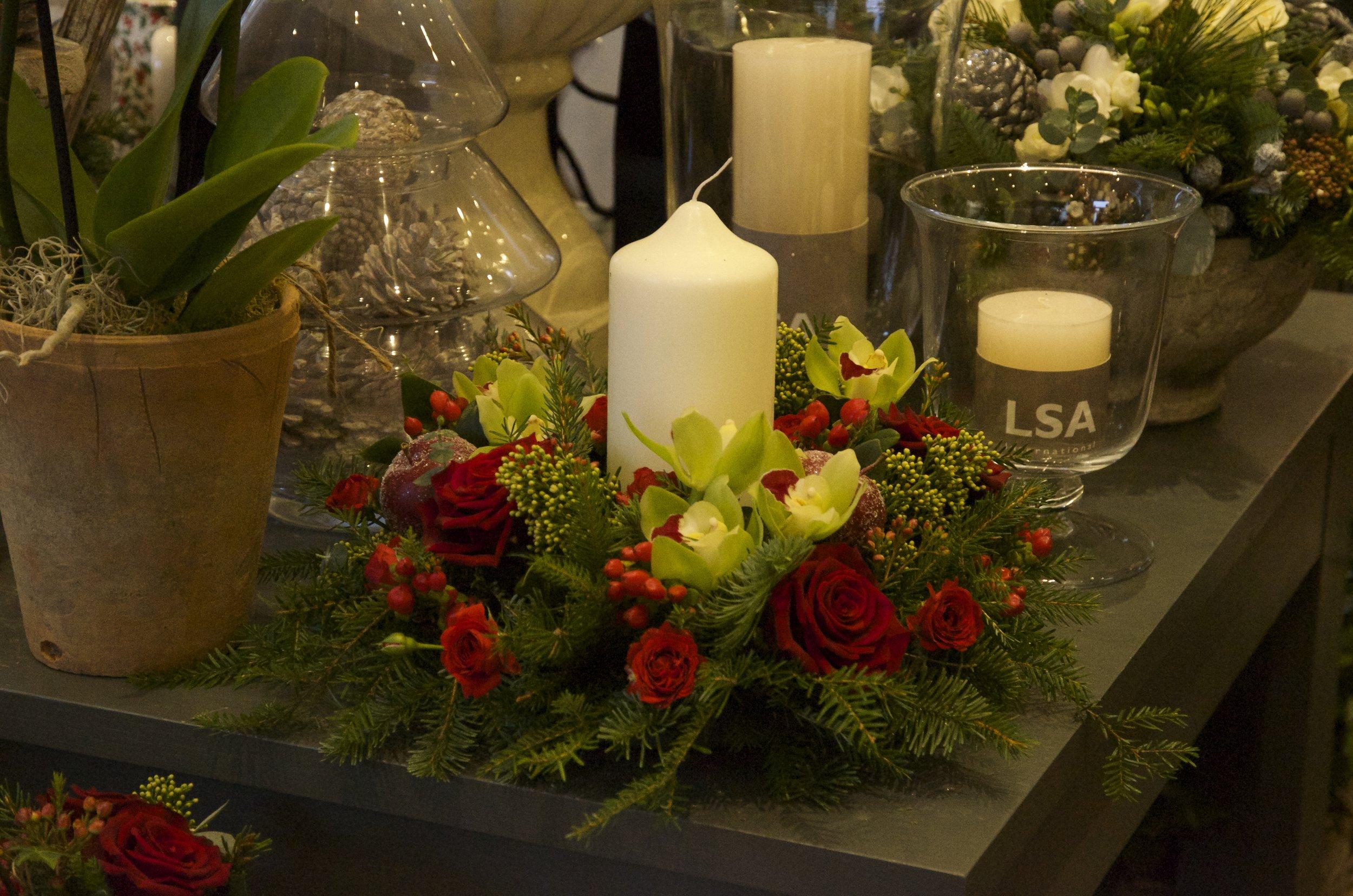 Luxury Table Arrangement