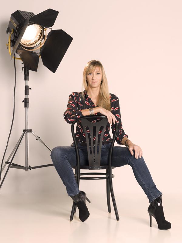 Bettina Fechtner -photo by Tony Piarotto