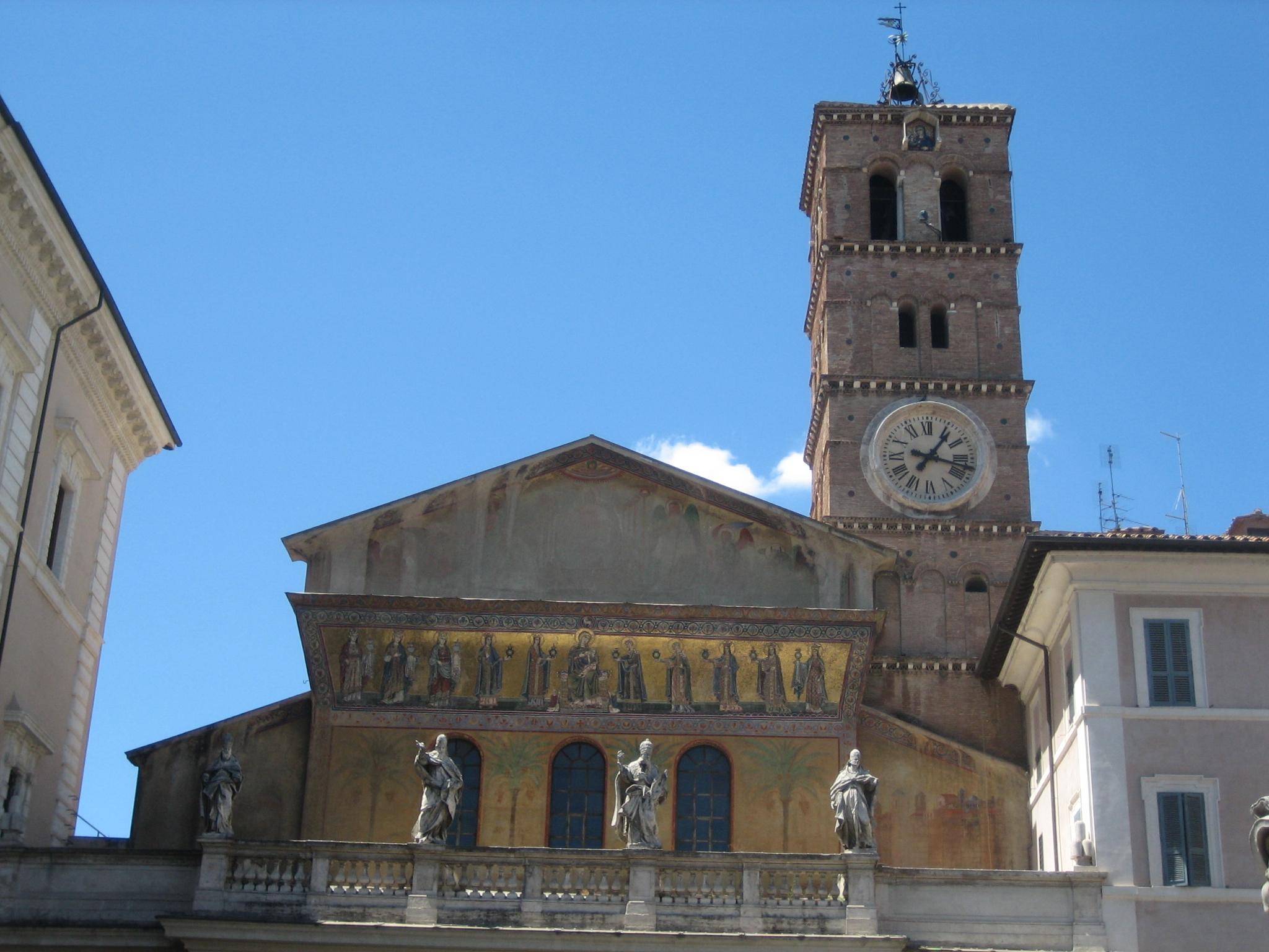 Trastevere, Roma, Italia | Free Rome City Map  |Flight Hotel Meetings Incentives offers |