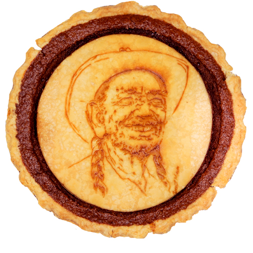 Face On Pie