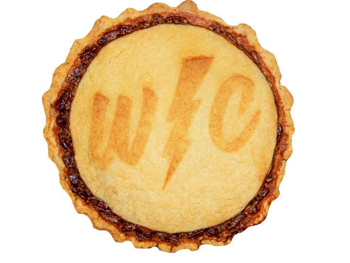 Instagram Logo Pie