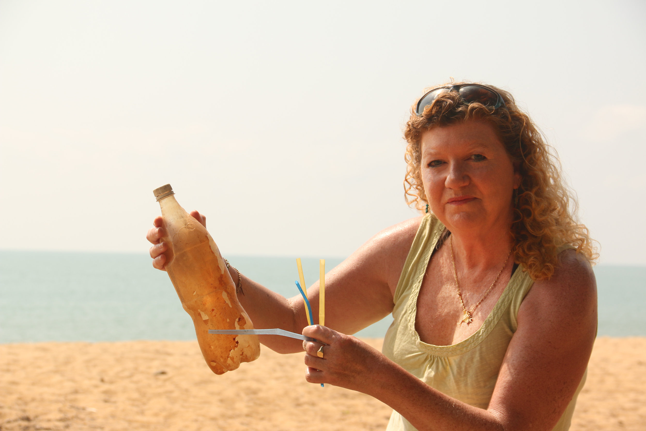 Jo Ruxton - Founder & Education and Conservaton, Plastic Oceans - Producer of