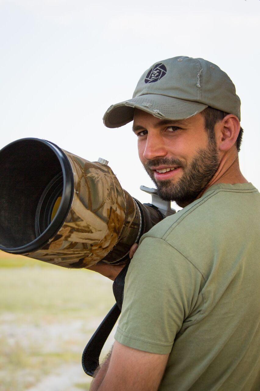 Will Burrard-Lucas - Professional Wildlife Photographer