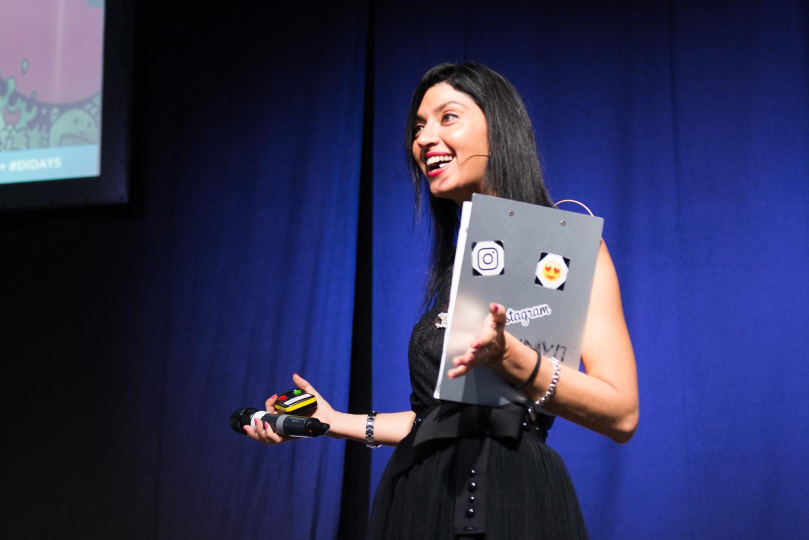 Eleonora Rocca - CEO & Founder of Mashable Social Media Day Italy