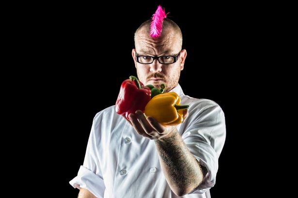 Scott Garthwaite - Global Award Winning TV Celebrity Deaf Chef
