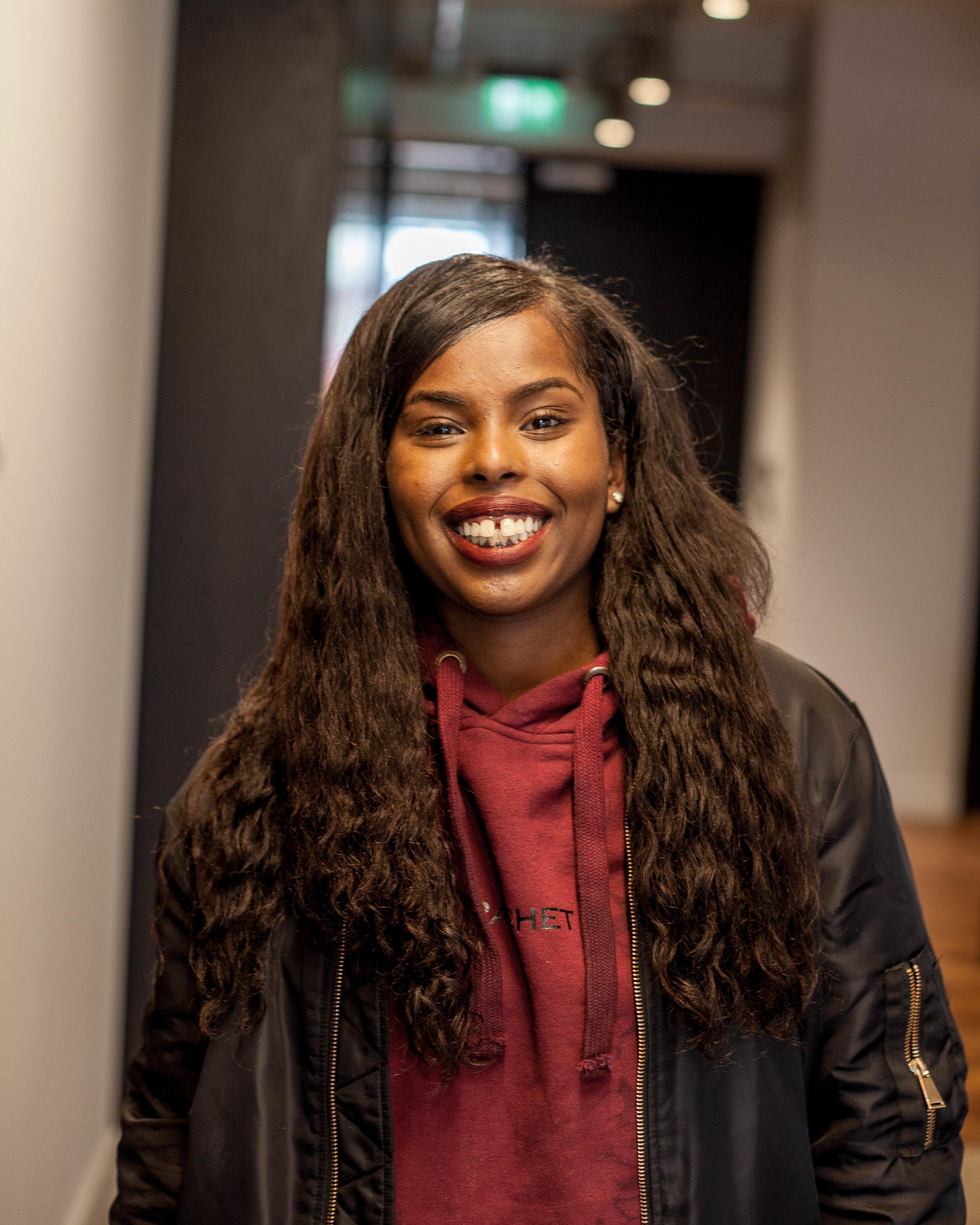Jamala Osman - Social Entrepreneur