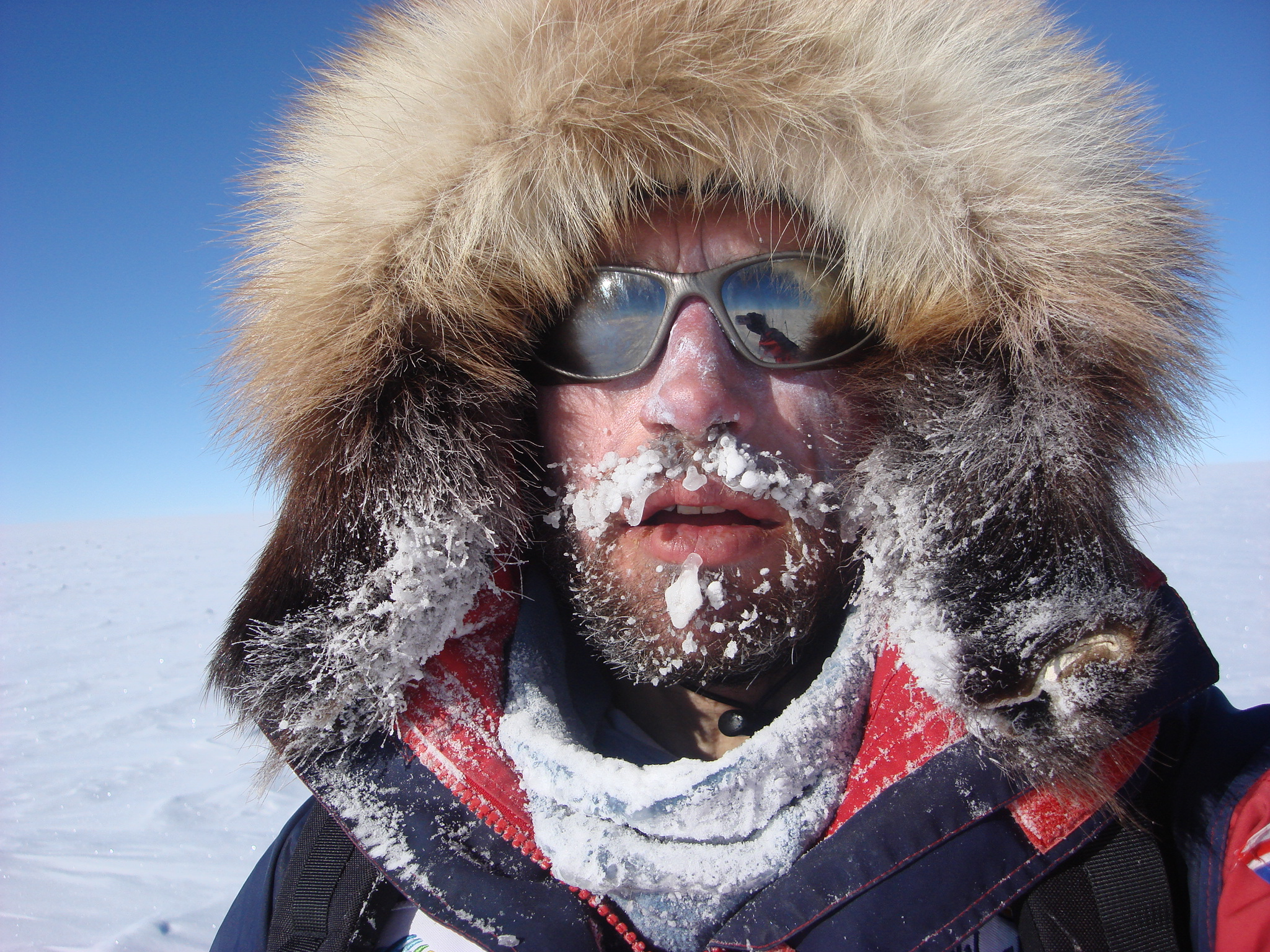 Adrian Hayes - Adventurer, author and documentary presenter