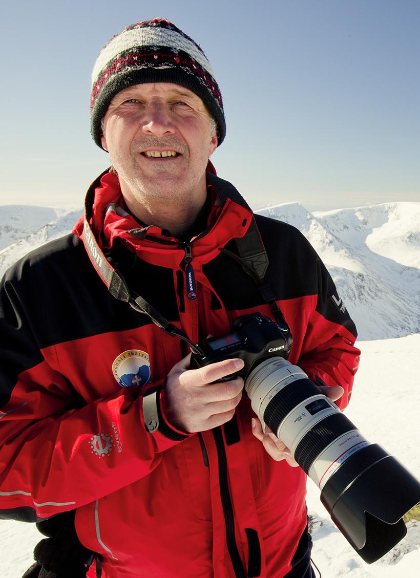 Ashley Cooper - Global Warming Professional Photographer