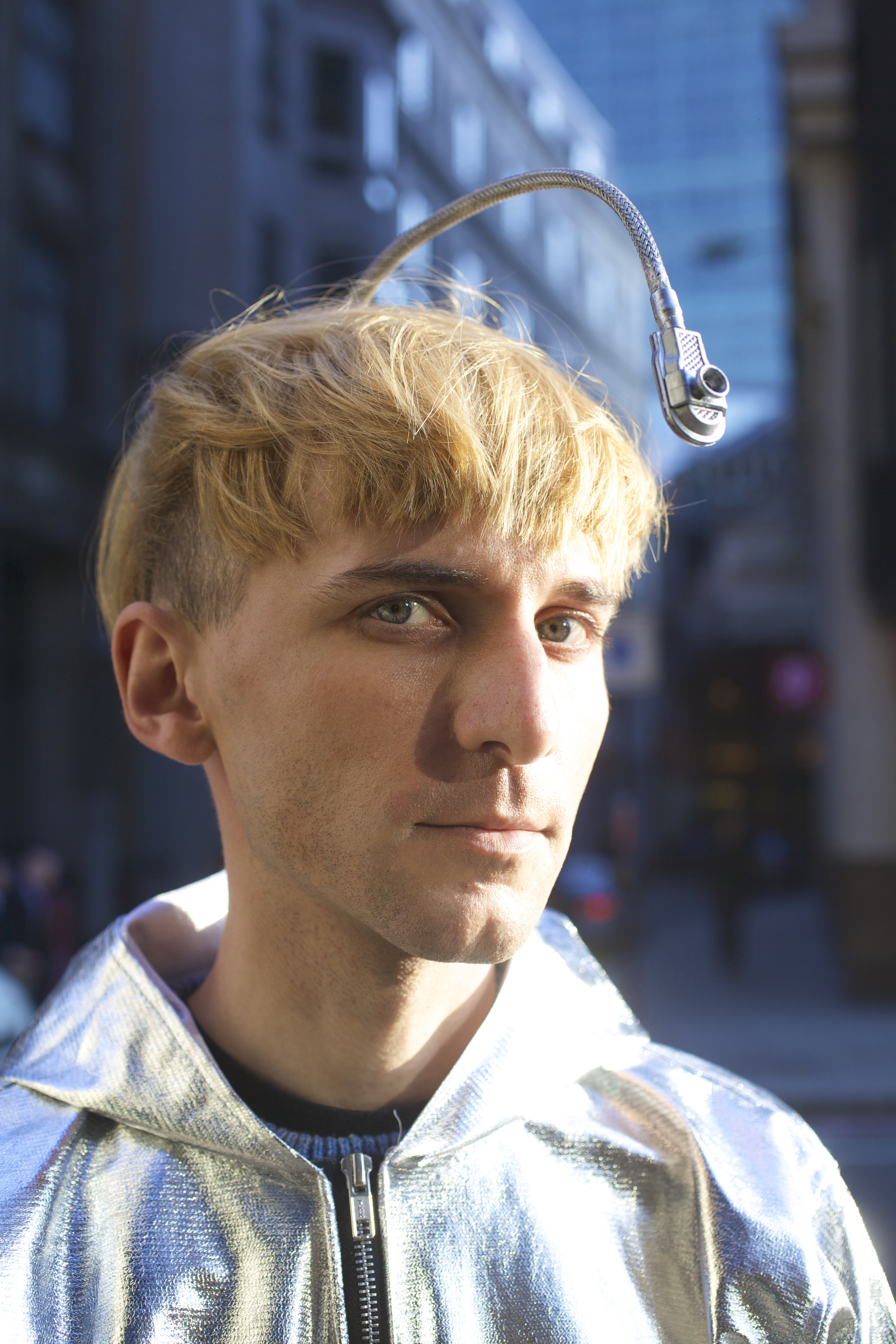 Neil Harbisson - World's First Cyborg & Transhumanist