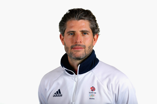 Simon Mantell  - Hockey European Champion - Commonwealth Games Medalist