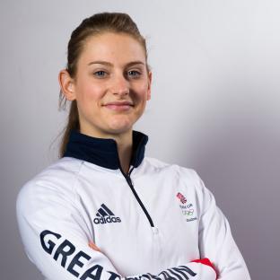 Bryony Page - 2016 Olympic Medalist - 4x British Champion
