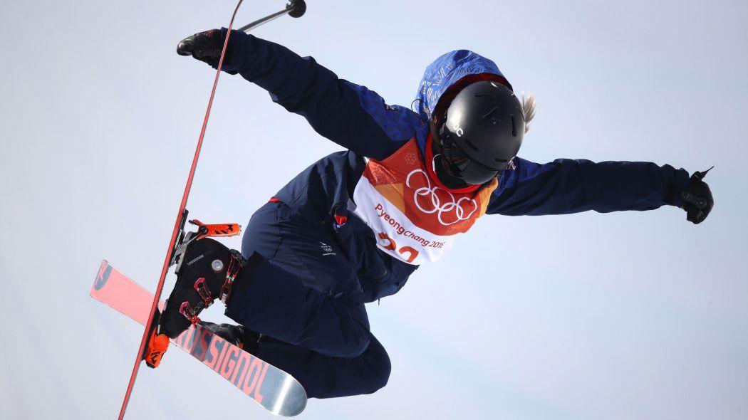 Rowan Cheshire - First British Female Skier to Win World Cup Gold