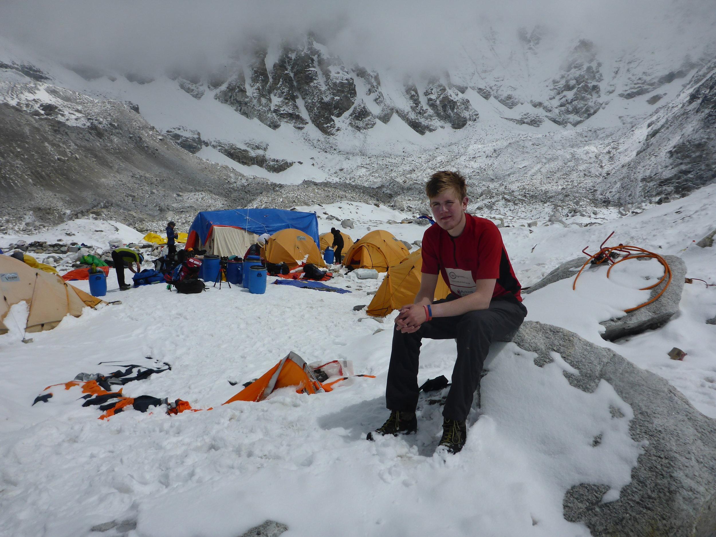 Alex Staniforth - Record-breaking adventurer, inspirational keynote speaker, ambassador and author