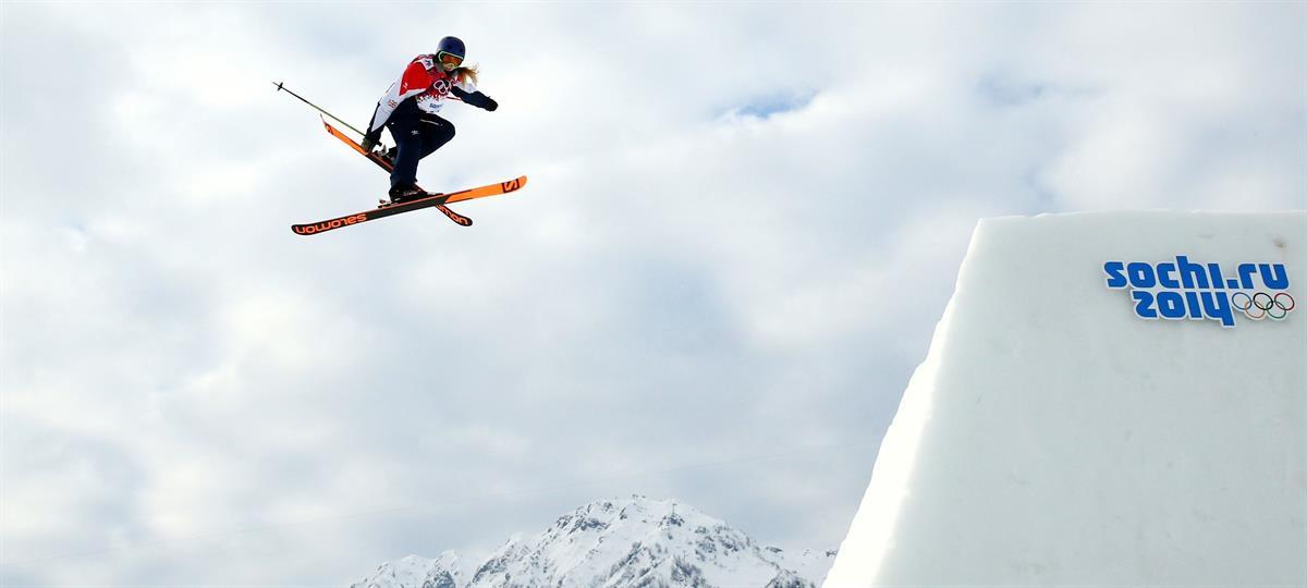 Katie Summerhayes - World Championship Freestyle Skiing Silver Medallist