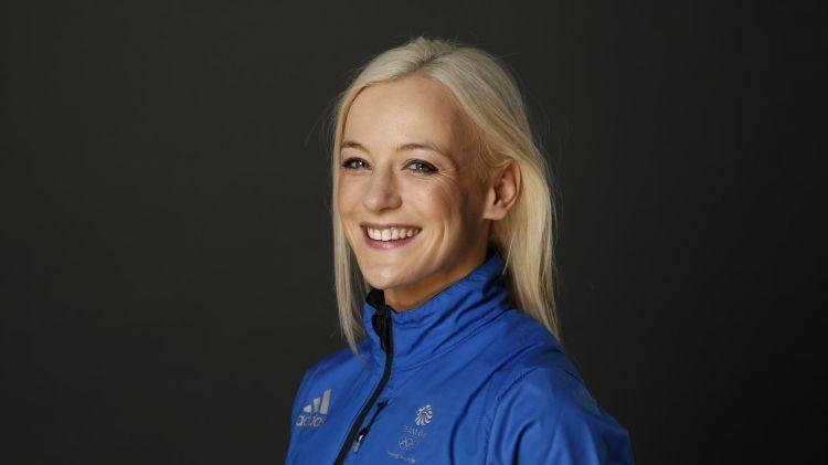 Penny Coomes - European Bronze medal Figure Skater