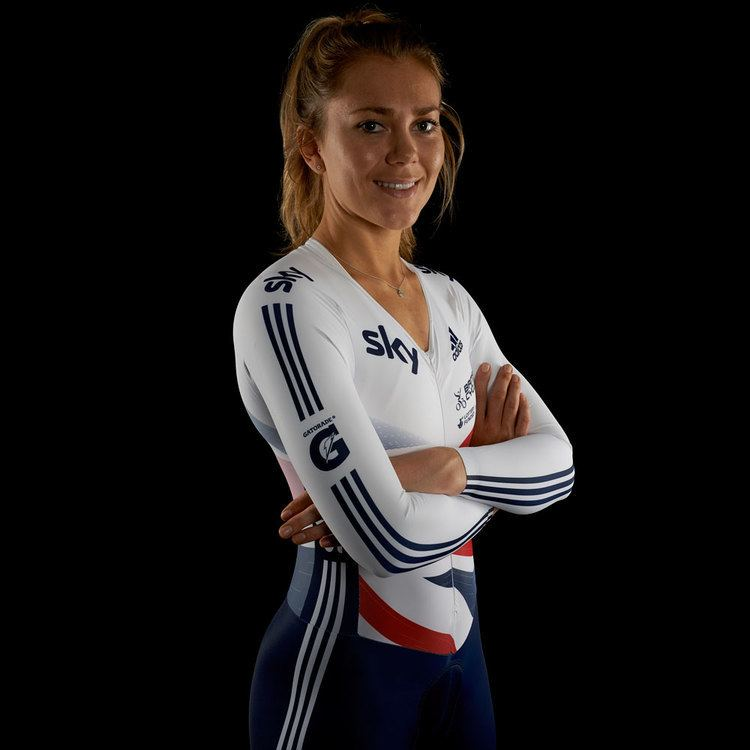 Jess Varnish - Multiple World, Commonwealth & European Championship Medallist and Professional Cyclist
