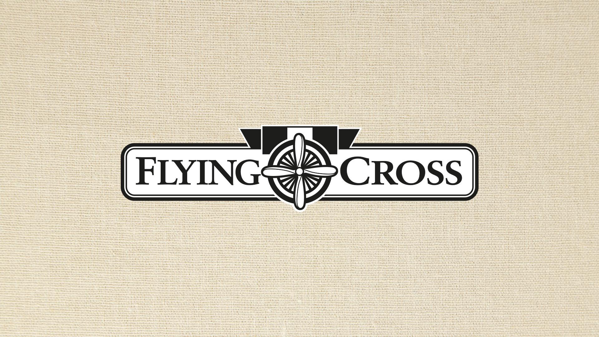 FLYING CROSS BRAND IDENTITY & INSTORE DISPLAY