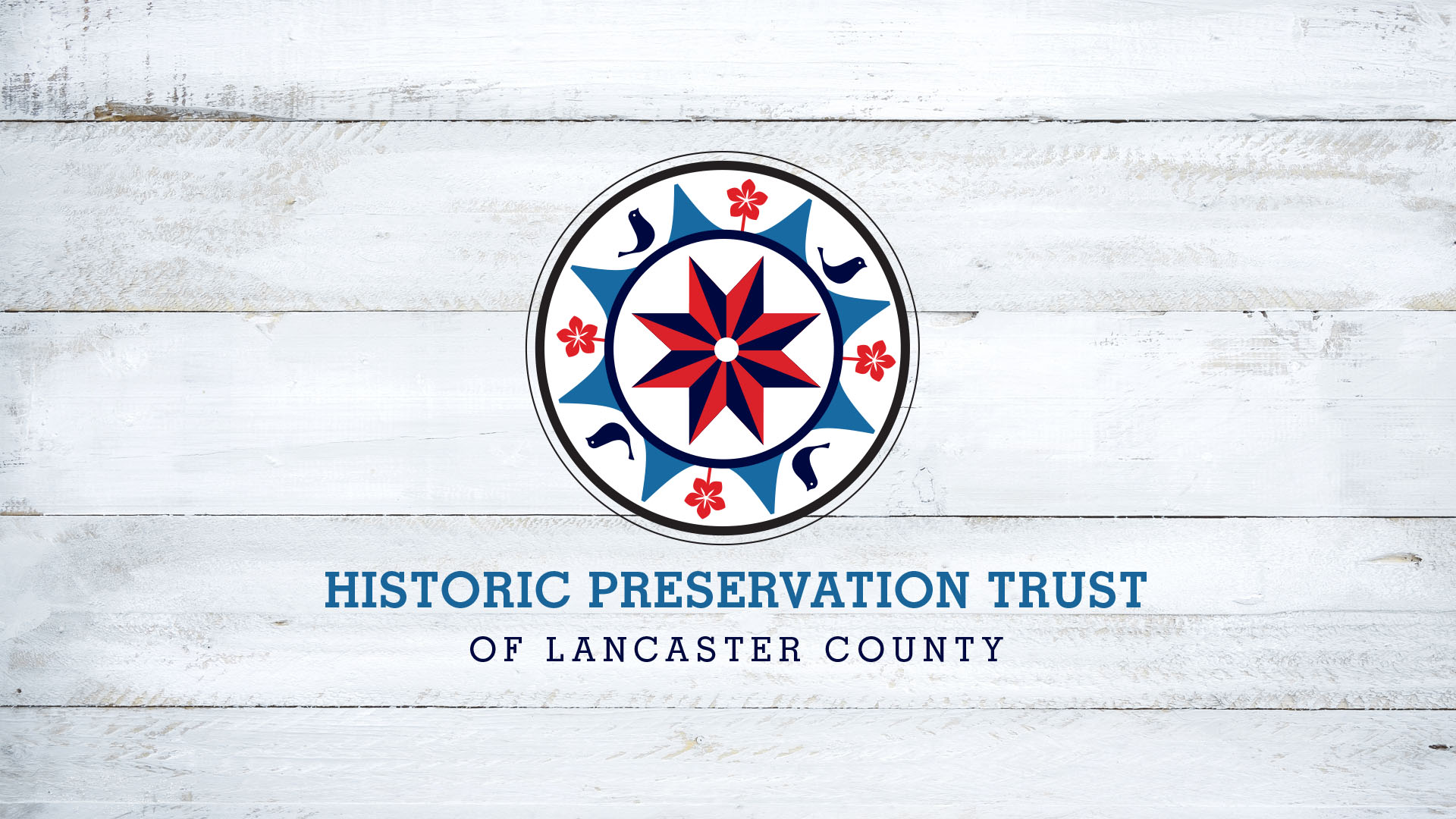 HISTORIC PRESERVATION TRUST BRAND IDENTITY