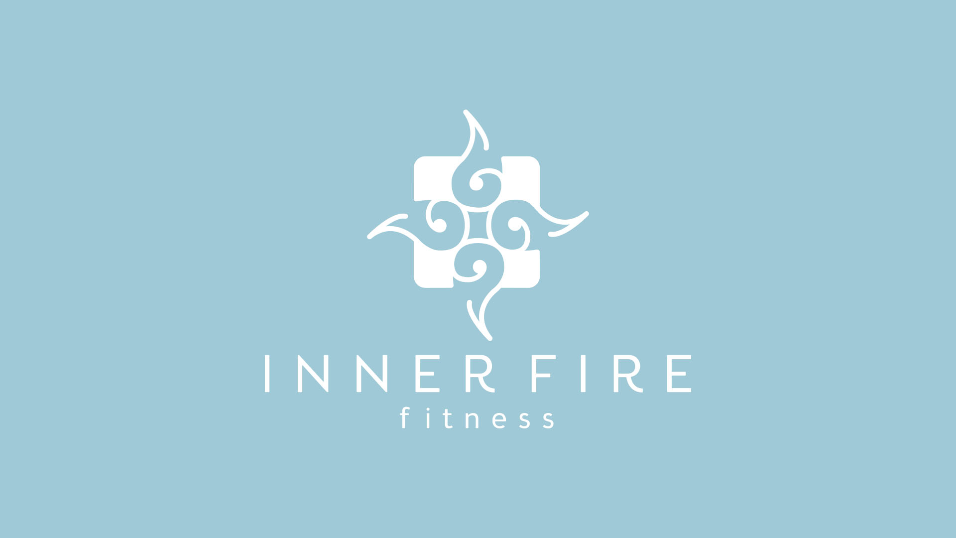 INNER FIRE FITNESS BRAND IDENTITY AND WEBSITE