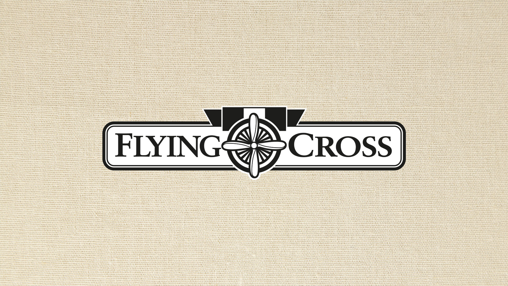 FLYING CROSS BRAND IDENTITY & INSTORE DISPLAY