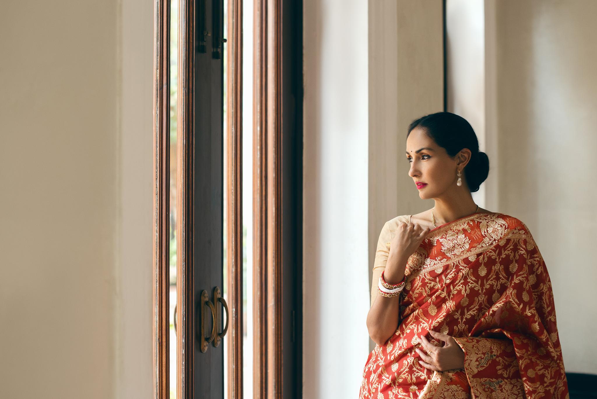 Simar Dugal Portrait Fashion Aditya Mendiratta