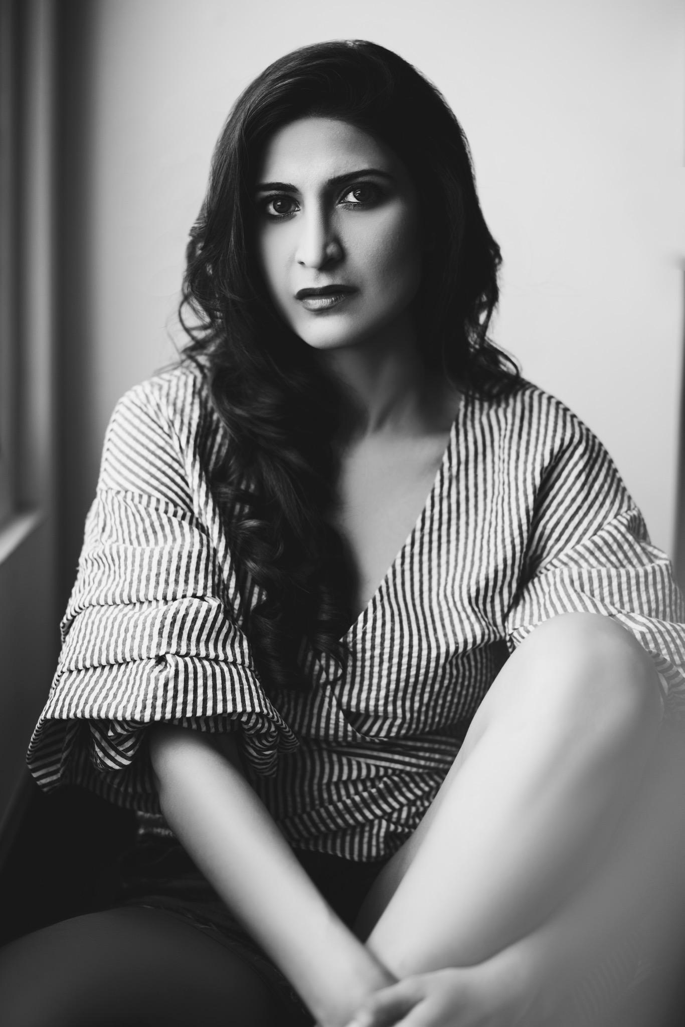 Aahana Kumra by Aditya Mendiratta