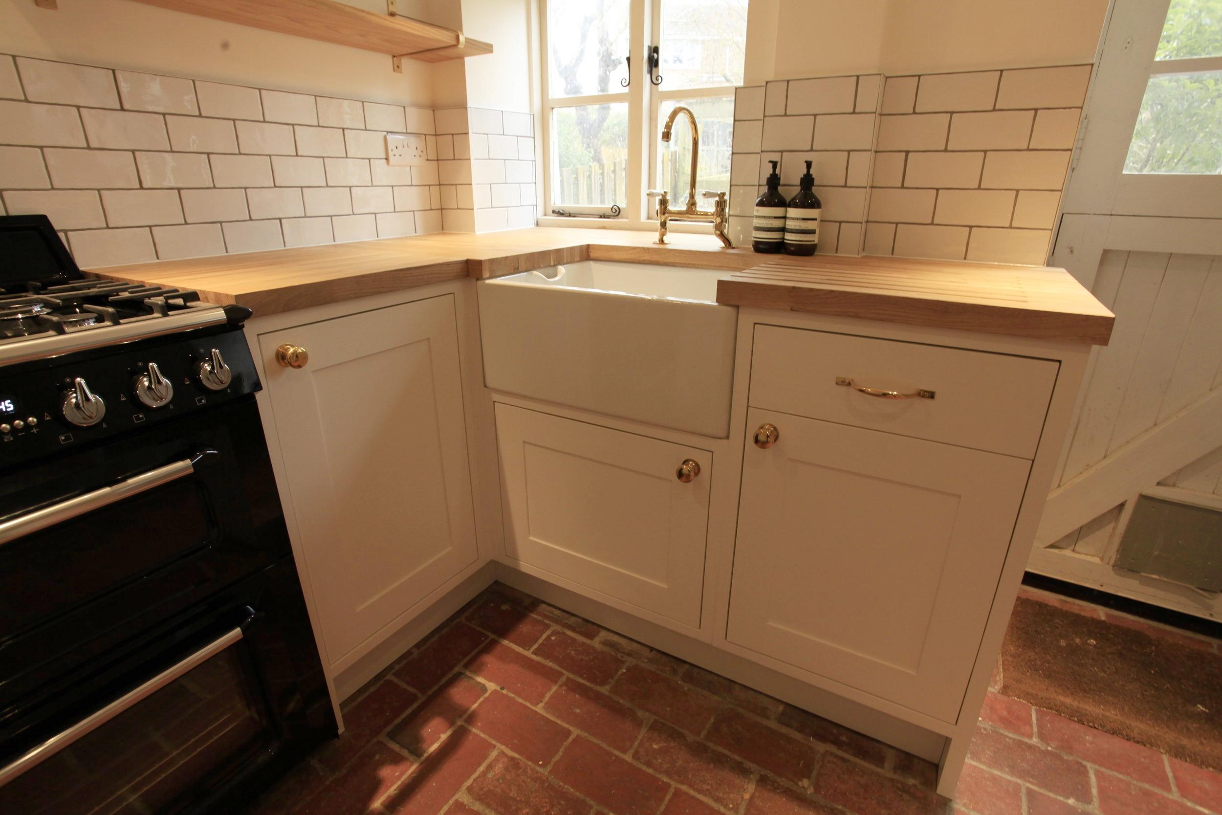 Hand Built Kitchen 6