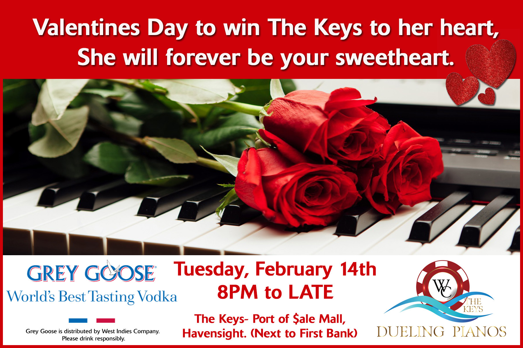 The Keys- Valentines