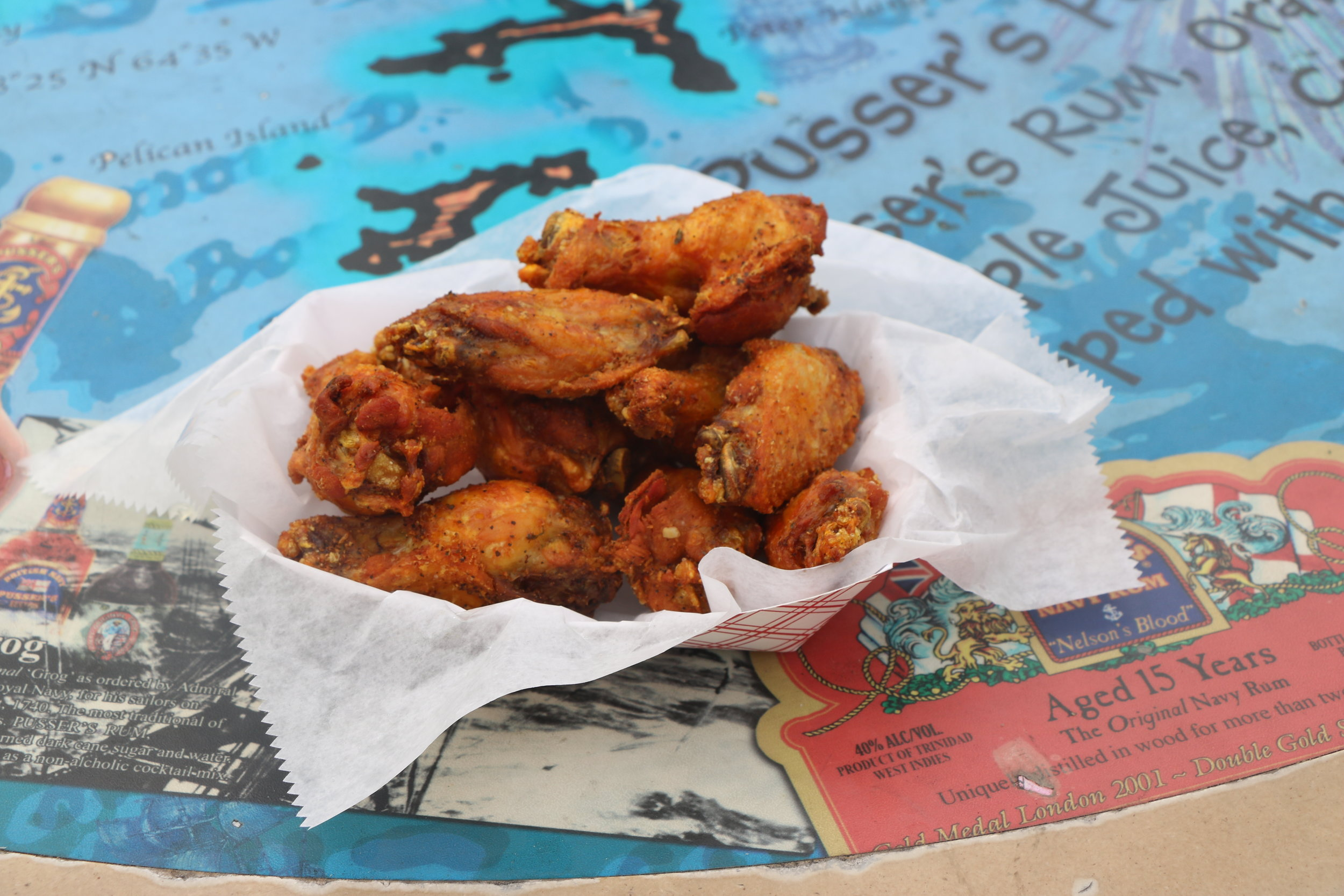 10 wings for $10 -
