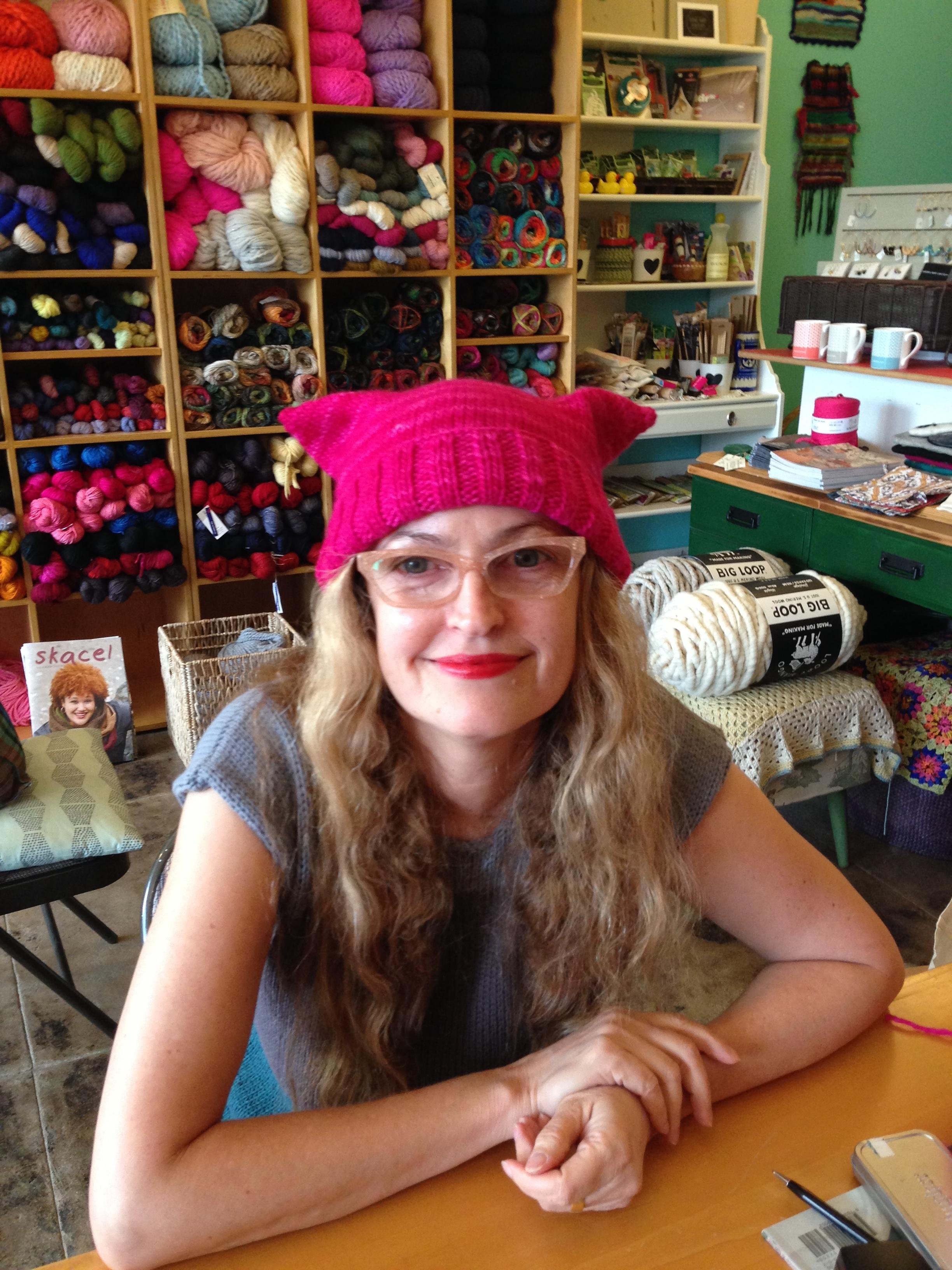 Kat wearing Pussyhat.jpeg