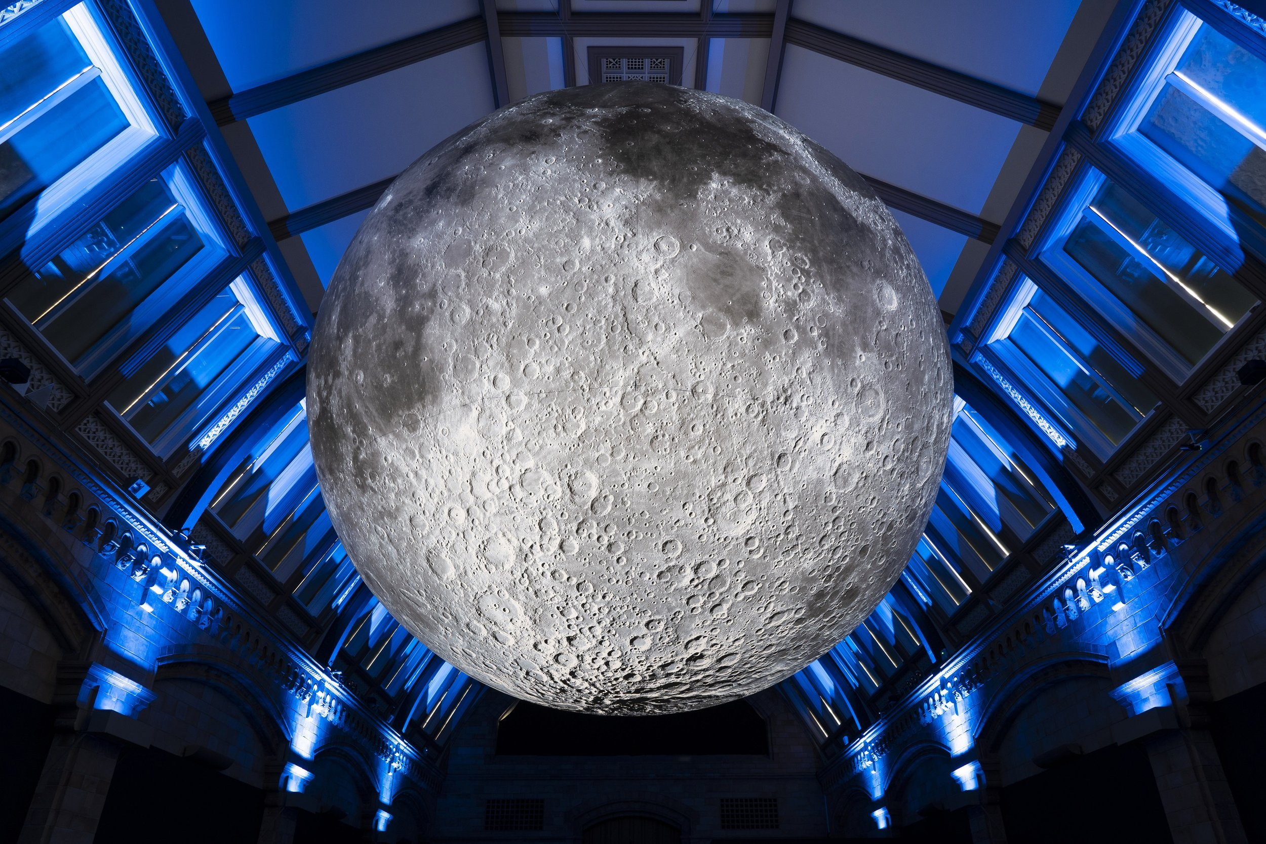 Museum of the Moon at the Natural History Museum_0007.JPG