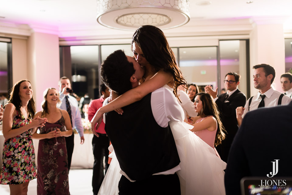 emily and ken brokaw wedding reception at the commerce club in downtown greenville with premiere party entertainment djs disc jockey in greenville south carolina with josh jones photography and crystal williams events tracy ryan