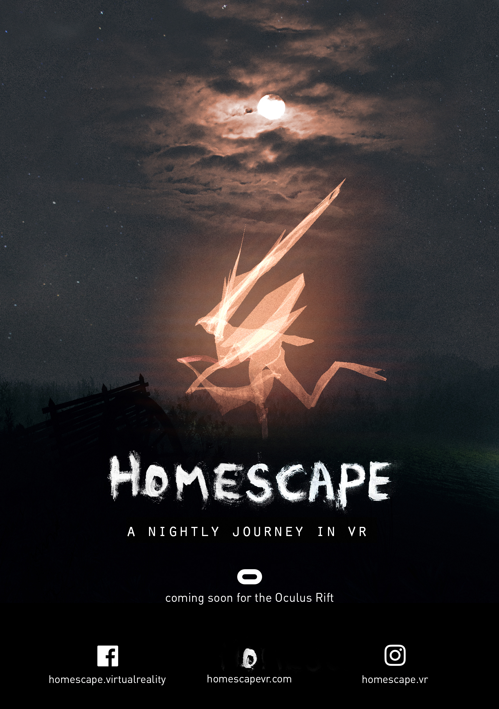 Homescape Official Poster Image