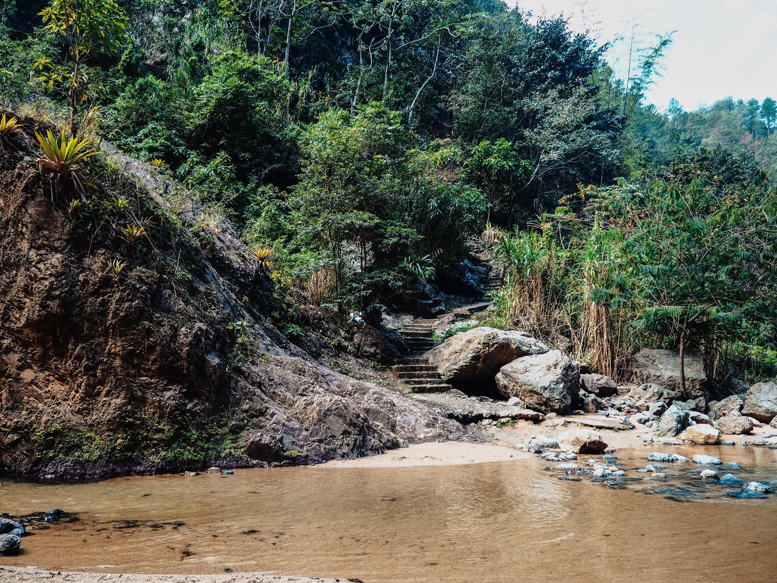 Salto Baiguate, Jarabacoa