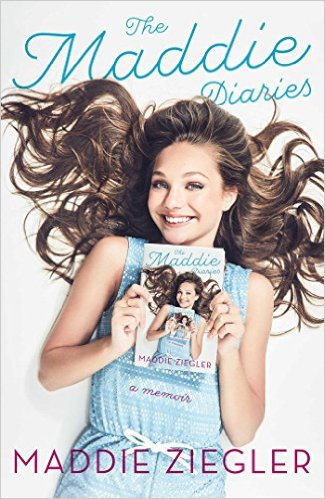 Maddie's book is available on  Amazon