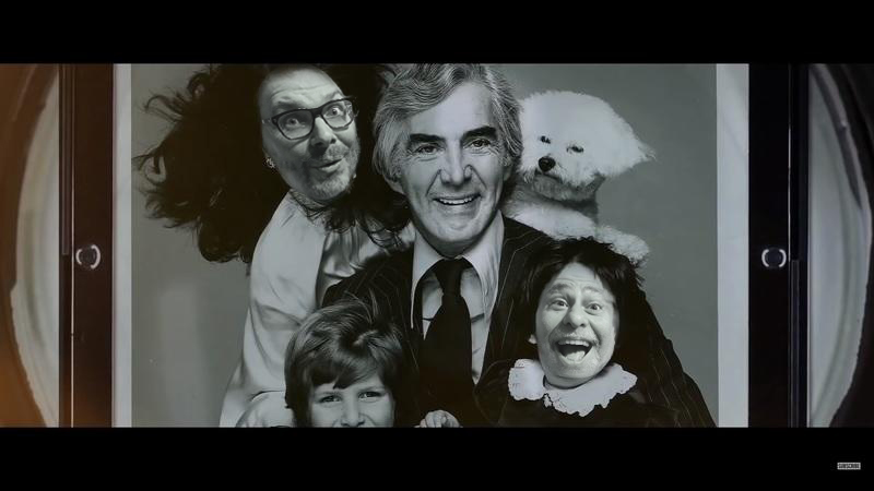 One big happy scandalous family.