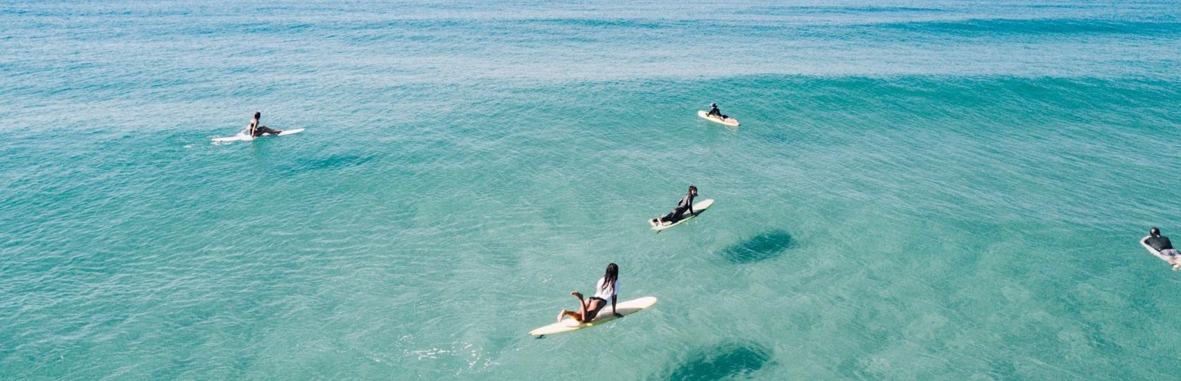surf & yoga lifestyle retreats -