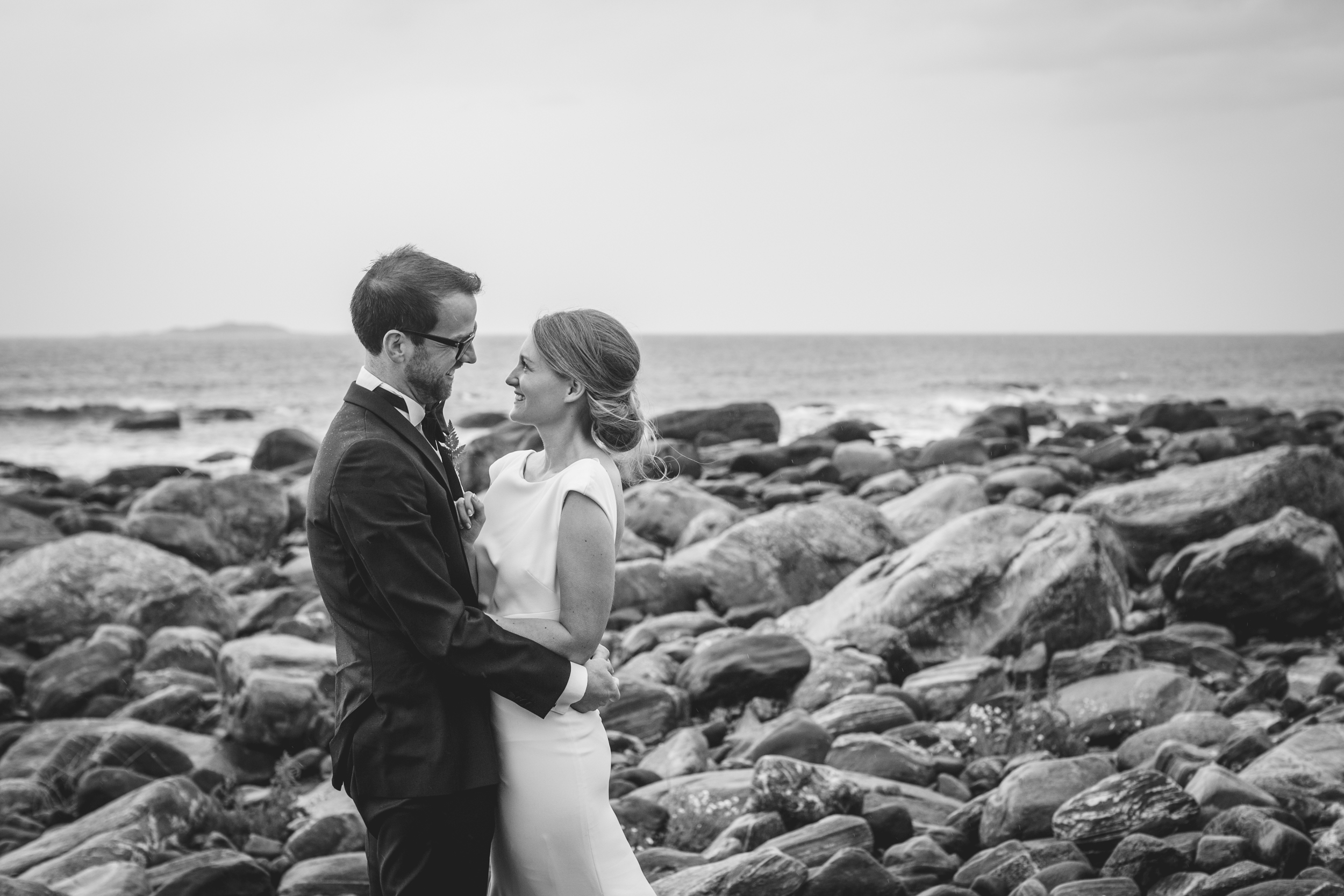Island Escape Elopement, Alnes, Norway