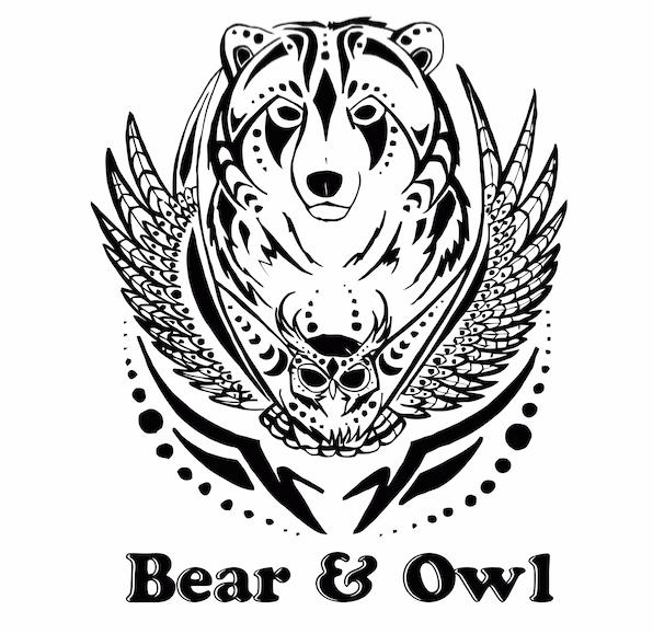 Bear and Owl