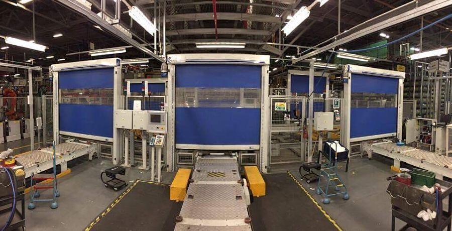 Industry Roller Door