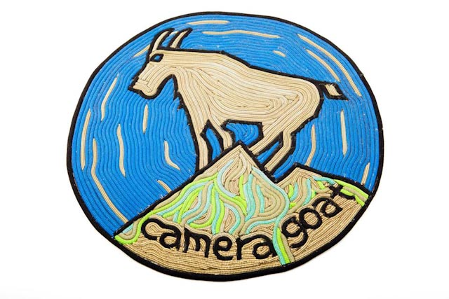 Camera Goat