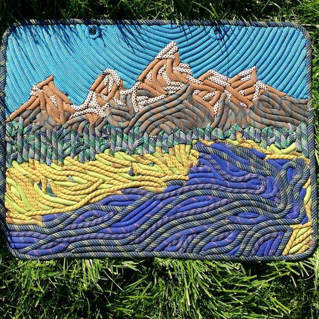 Rocky Mountain Tetons