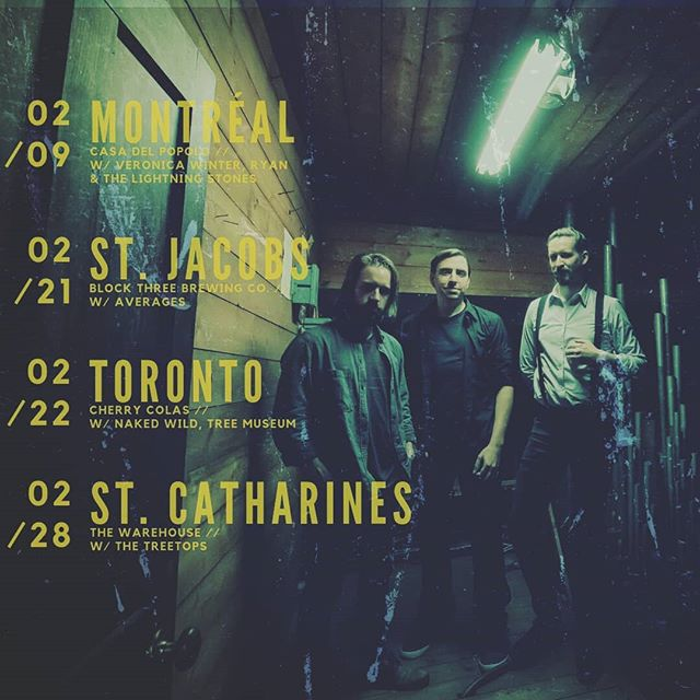 New details on shows this month. #livemusic #canadianmusic #canadianbands #indiemusic